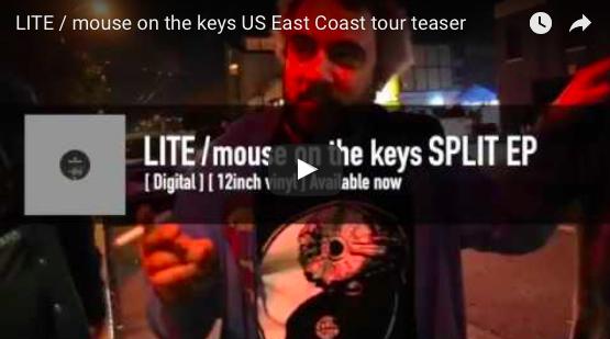 3月のUS TOURのティザー映像が公開されました。