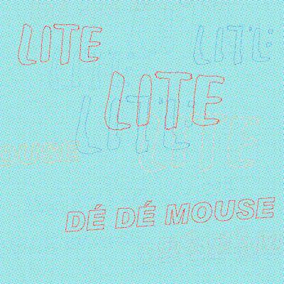 LITEとDÉ DÉ MOUSEによる初の共作「Samidare」をデジタルリリースしました。