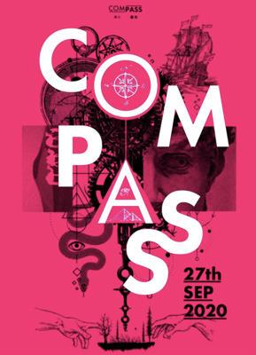ライブ配信フェス「COMPASS」へ出演が決定しました。