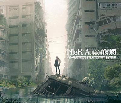 12/20発売「NieR:Automata Arranged & Unreleased Tracks」に楽曲アレンジで1曲参加してます。